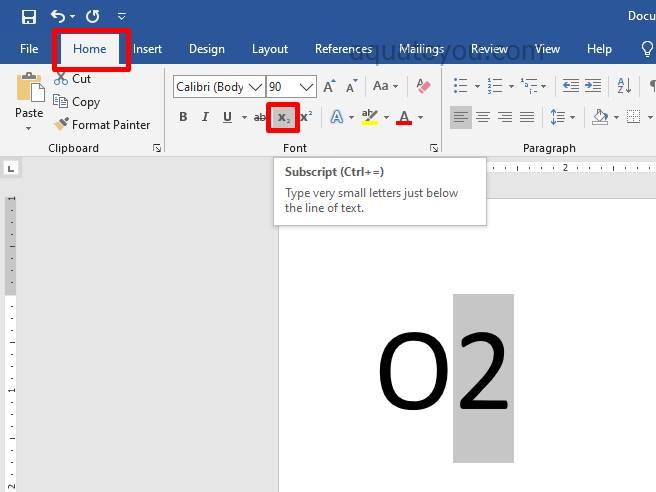 Cara Membuat Pangkat Di Keyboard Laptop